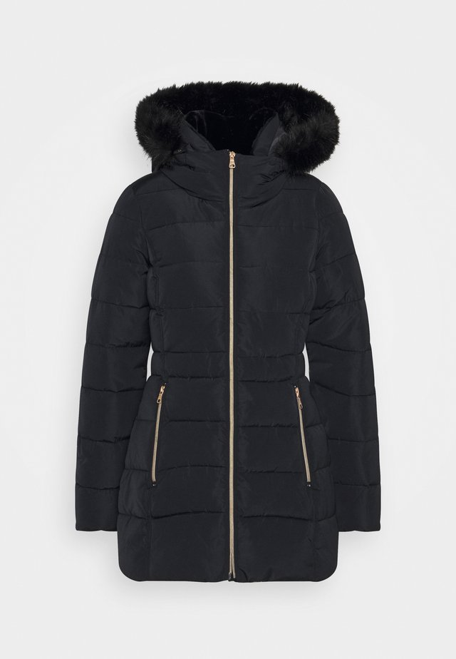 JACKET CILLA - Classic coat - black