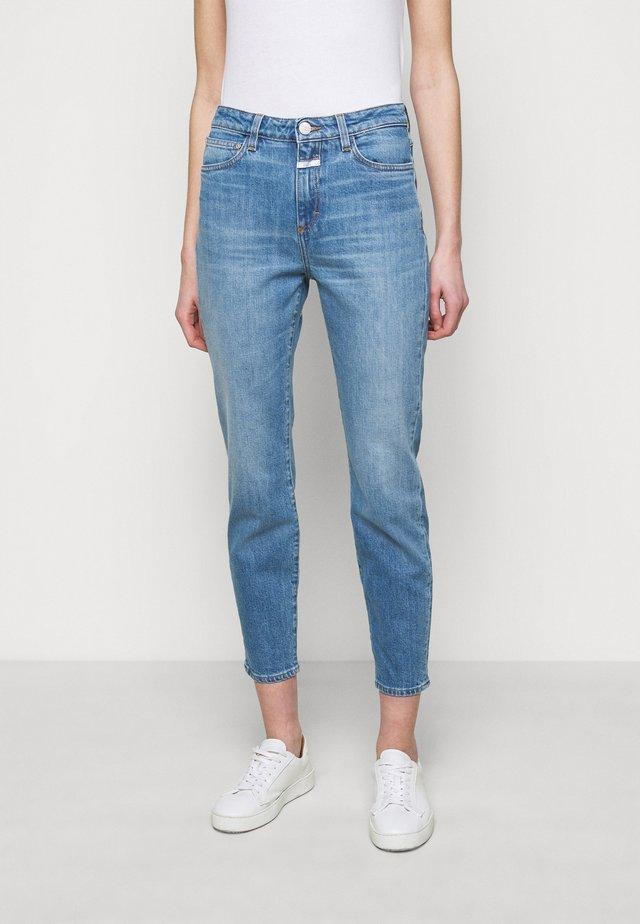 BAKER HIGH - Slim fit jeans - mid blue