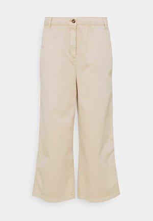 CULOTTE - Bukse - beige