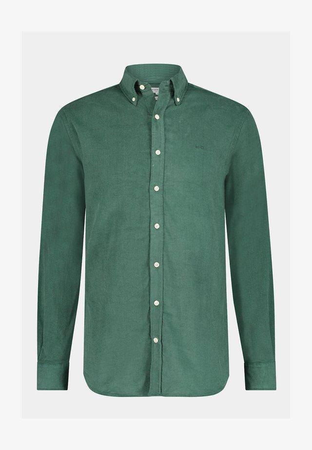 Zakelijk overhemd - mountain green