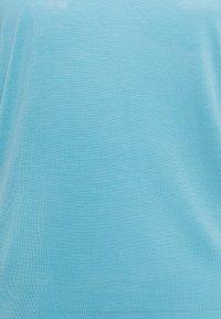 Filippa K - ELENA TEE - Jednoduché triko - turquoise - 2