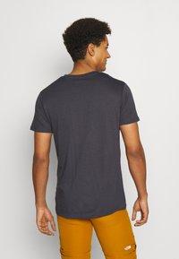 Icepeak - ABSECON - Print T-shirt - granite - 2
