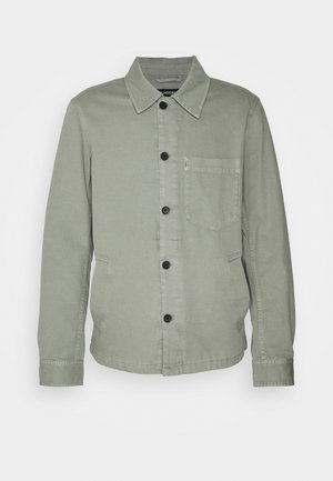 FLEET OVERDYED  - Summer jacket - sage