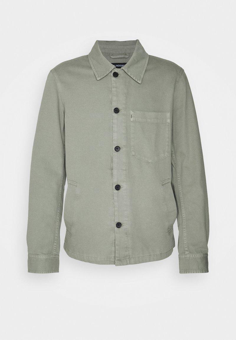 J.LINDEBERG - FLEET OVERDYED  - Summer jacket - sage