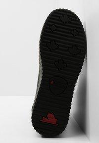 Pajar - CALINE - Kotníkové boty na platformě - black - 6