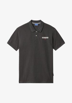 E-ICE - Polo shirt - dark grey solid
