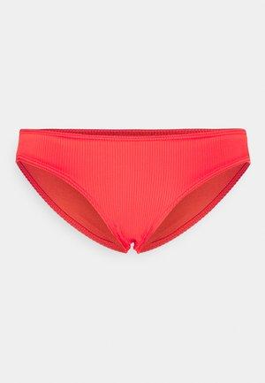 MIND OF FREEDOM FULL BOTTOM - Bikini bottoms - poppy red