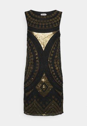 LADIES DRESS - Juhlamekko - gold-coloured