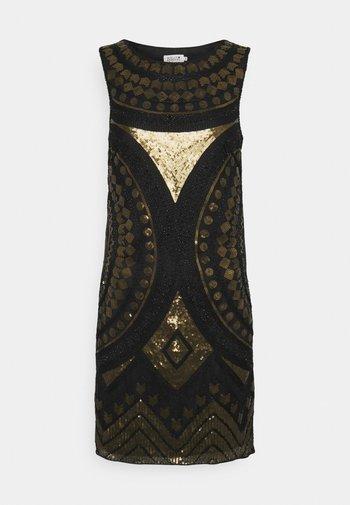 LADIES DRESS - Koktejlové šaty/ šaty na párty - gold-coloured
