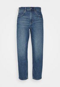 GAP - BARREL BURFORD - Relaxed fit jeans - medium indigo - 0