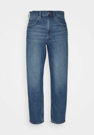 BARREL BURFORD - Relaxed fit jeans - medium indigo