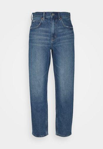 BARREL BURFORD - Jeans relaxed fit - medium indigo