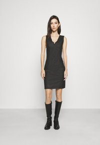 ONLY - ONLMILLA DRESS - Etuikjole - black - 0
