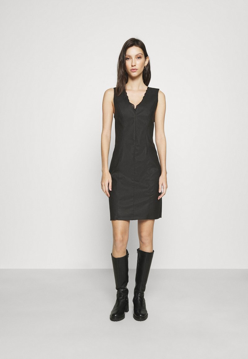 ONLY - ONLMILLA DRESS - Etuikjole - black
