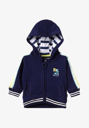 RAMAPO BABY - Zip-up sweatshirt - patriot blue