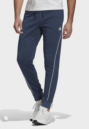 FAVS  - Tracksuit bottoms - crew navy/white