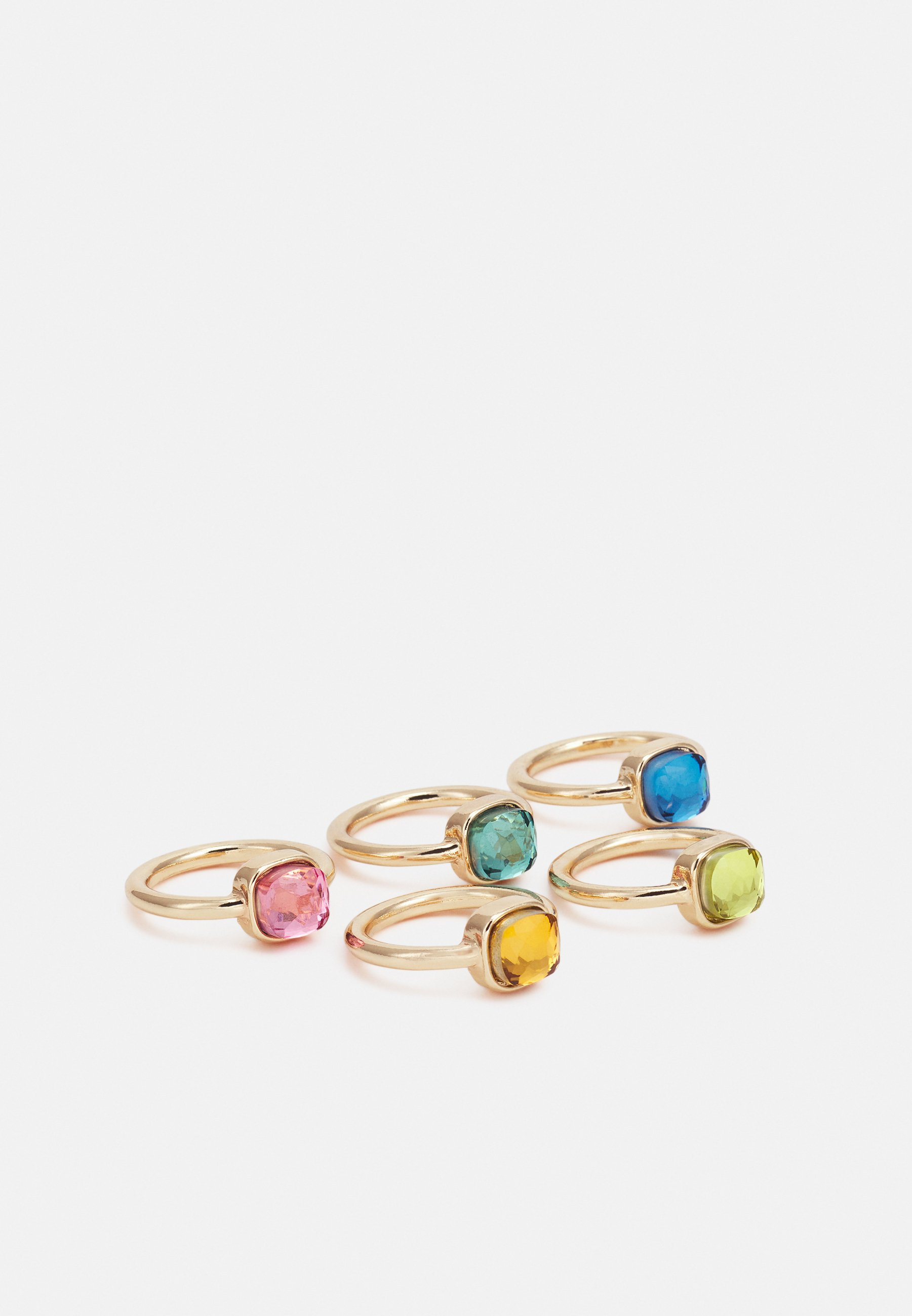 Women PCGLASSINO RING 5 PACK - Ring