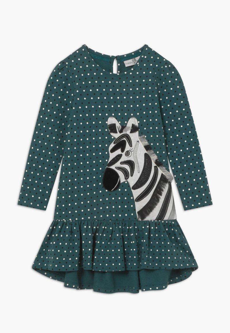 happy girls - Denní šaty - dark green