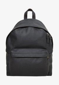 Eastpak - PADDED PAK'R/MARCH SEASONAL COLORS - Tagesrucksack - black ink leather - 2