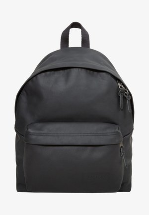 PADDED PAK'R/MARCH SEASONAL COLORS - Plecak - black ink leather