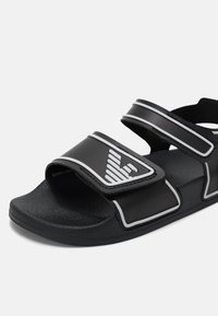 Emporio Armani - Sandals - dark blue - 6