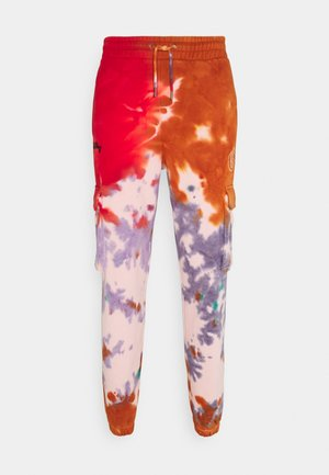 UNISEX LIVEUTION MAGIC RESISTANCE - Tracksuit bottoms - multicolor