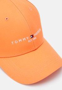 Tommy Hilfiger - ESTABLISHED UNISEX - Casquette - orange - 3