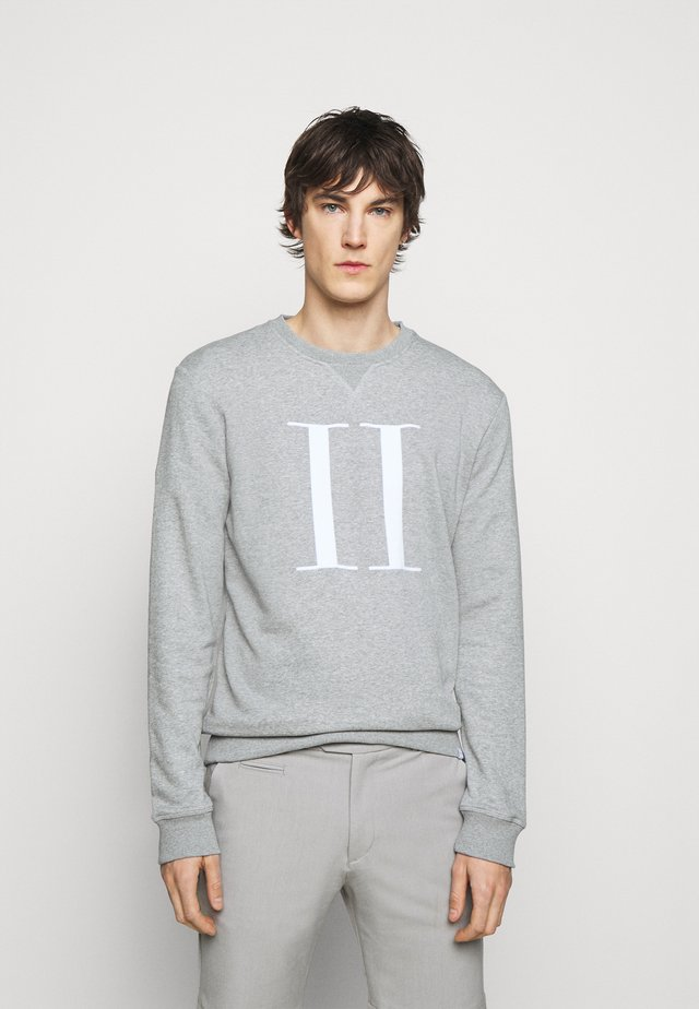 ENCORE LIGHT - Sweatshirt - grey melange
