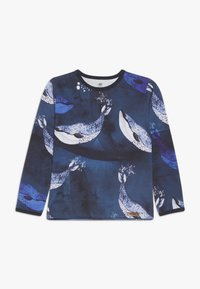 Walkiddy - Langærmede T-shirts - blue - 0