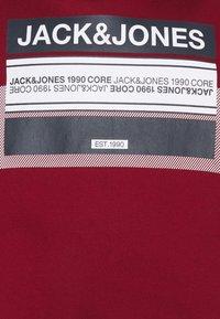 Jack & Jones - JCOBOOSTER - Hoodie - sun dried tomato - 2