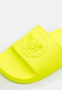 Versace - UNISEX - Mules - yellow - 5