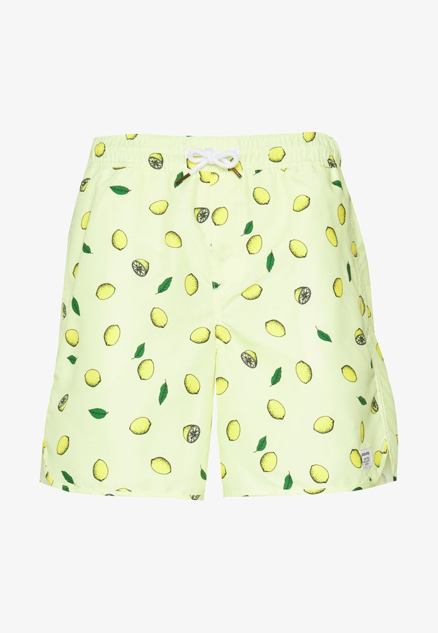 SANDHAMN LEMONS - Jogginghose - yellow
