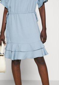 Bruuns Bazaar - PRALENZA UDINE DRESS - Day dress - denim - 4
