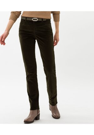 STYLE MARY - Trousers - olive