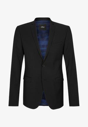 CESANO SLIM  - blazer - black