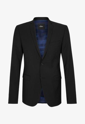 CESANO SLIM  - Blazer jacket - black
