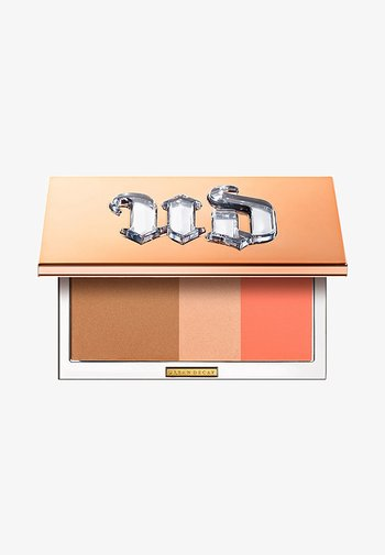 NAKED THREESOME - Face palette - rise
