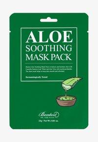 Benton - ALOE SOOTHING MASK 3 UNITS - Gesichtsmaske - - - 0