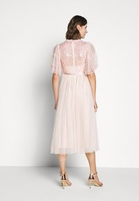 Needle & Thread - PATCHWORK BODICE BALLERINA DRESS - Koktejlové šaty/ šaty na párty - ballet slipper/pink - 2