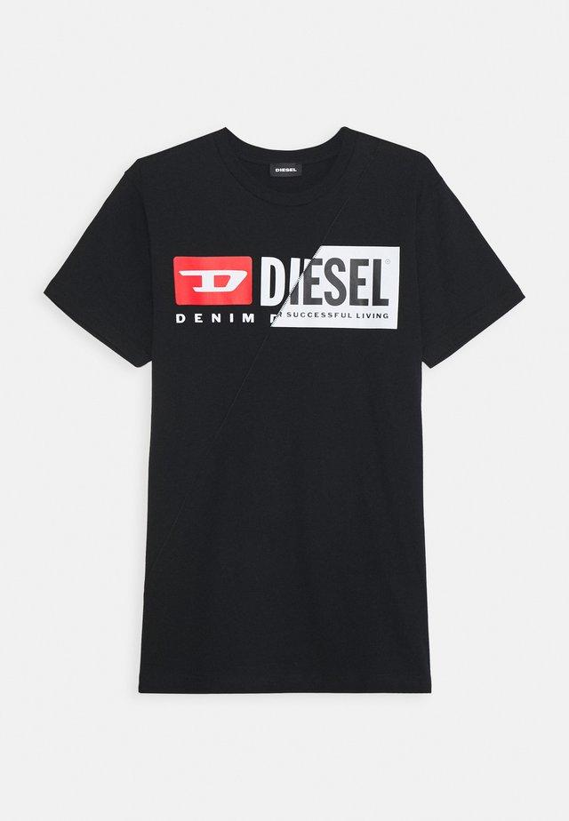 TDIEGOCUTY MAGLIETTA - Print T-shirt - nero