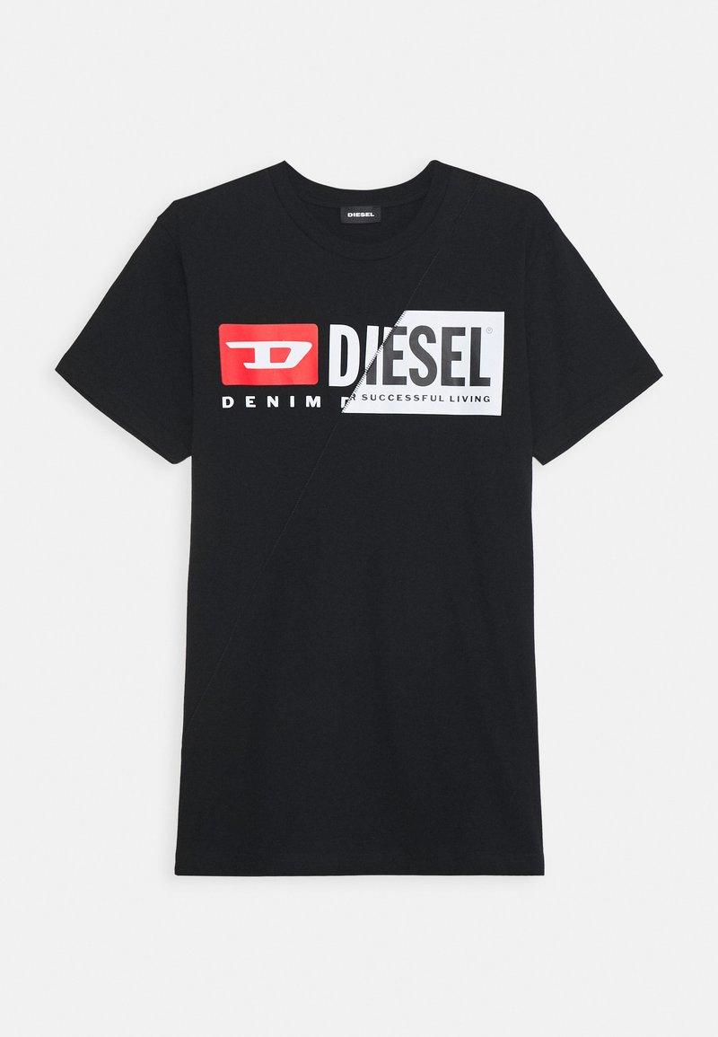 Diesel - DIEGOCUTY MAGLIETTA UNISEX - T-shirt print - nero