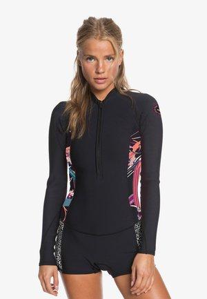 POP SURF  - Wetsuit - black/black