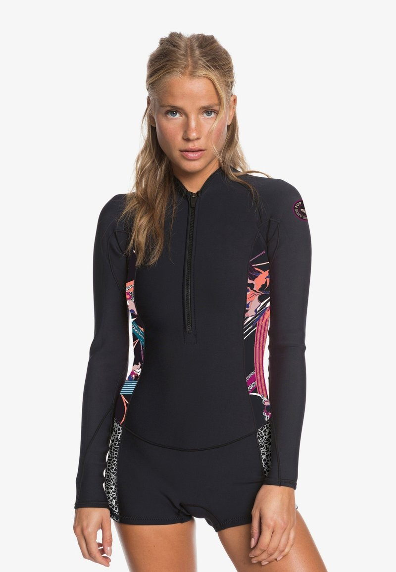 Roxy - POP SURF  - Wetsuit - black/black