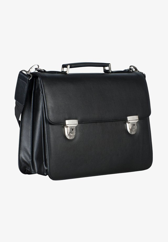 HANNOVER - Briefcase - black