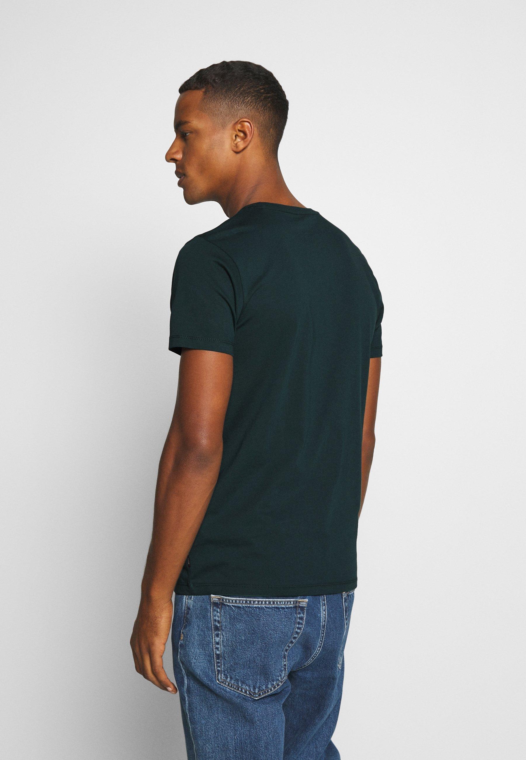 Esprit Print T-shirt - dark green IlSXv