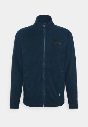 MENS ROSEMOOR JACKET - Fleece jacket - dark sea
