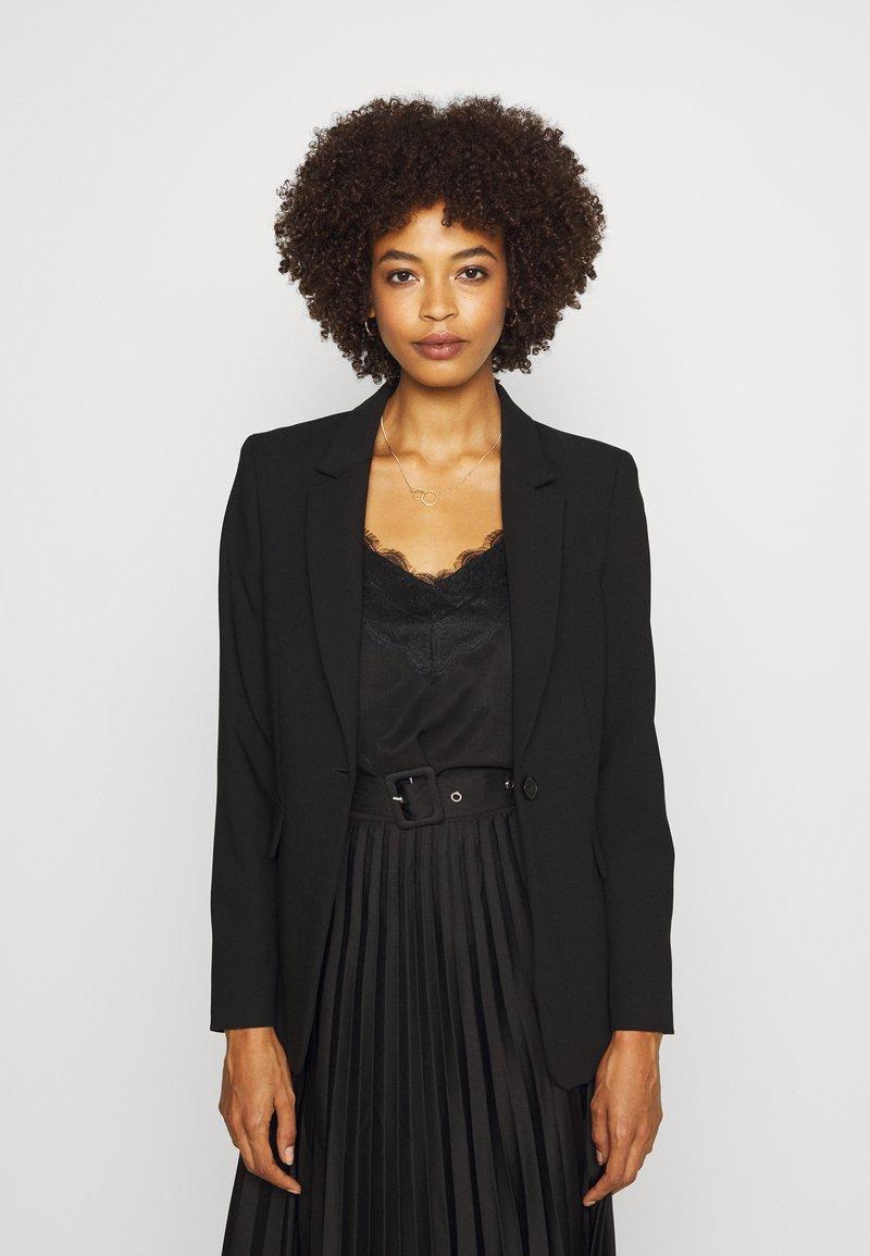 Expresso - Short coat - schwarz