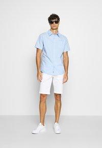Schott - Shirt - sky blue - 1