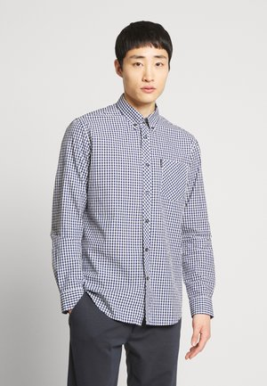 SIGNATURE GINGHAM - Overhemd - dark blue