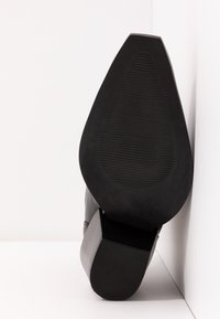Office - ASHEN - Cowboy/biker ankle boot - black - 6